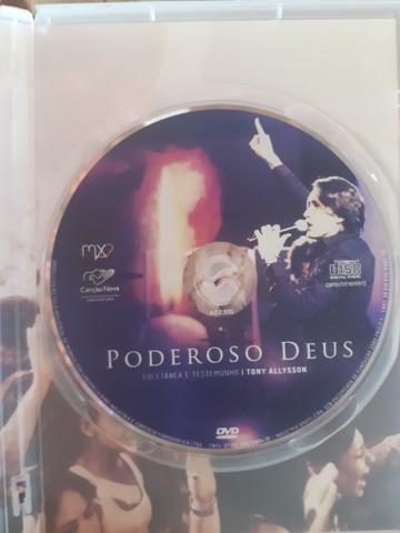 3 DVDs originais (católicos) - Foto 3