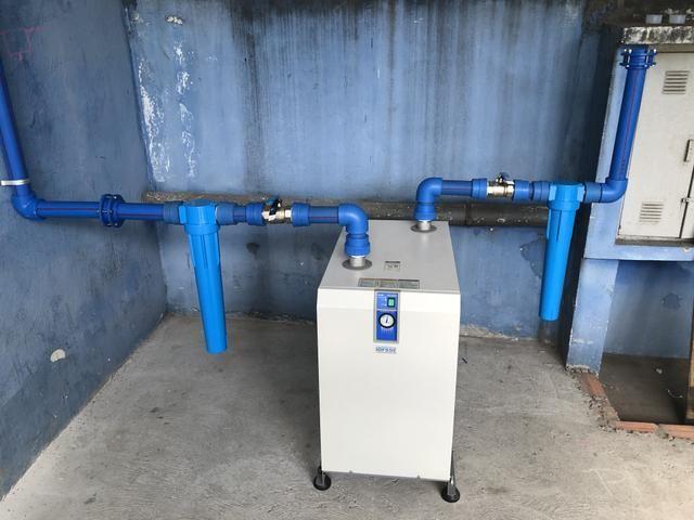 Compressores e Redes de ar comprimido em PPR Ar/água quente/fria e Gás - Foto 2