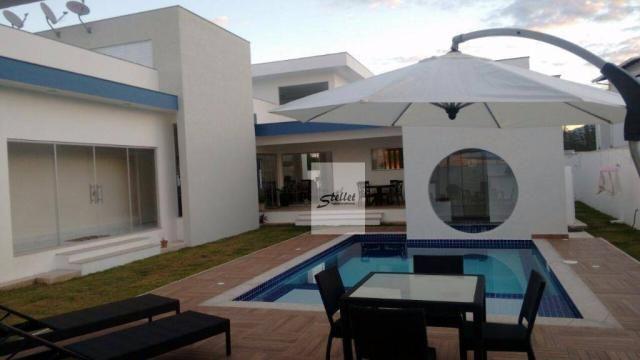 Linda casa no Viverde com 4 quartos - Foto 18