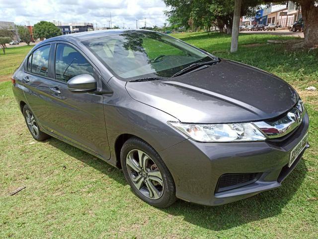 Honda city lx 1.5 aut - Foto 2