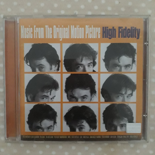 CD High Fidelity - Alta Fidelidade - Music From the Original Motion Picture