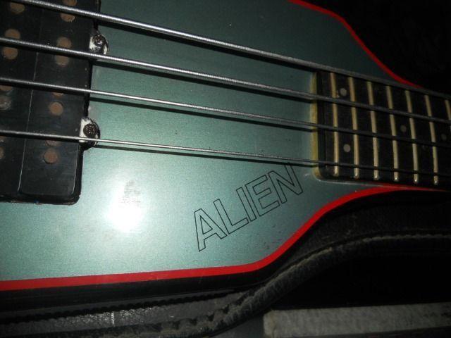 Baixo Hondo Alien/Kramer The Duke - Foto 4