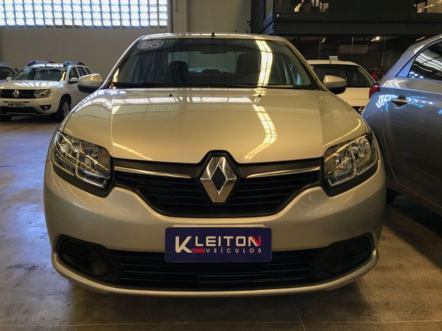 Renault Logan 1.0 Expression 2020 - Foto 2