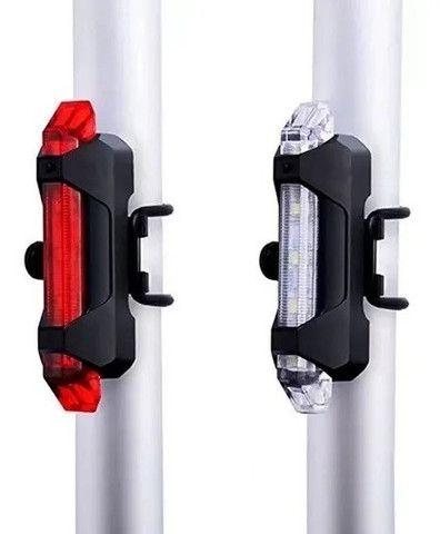 Sinalizador LED Bike - Foto 2
