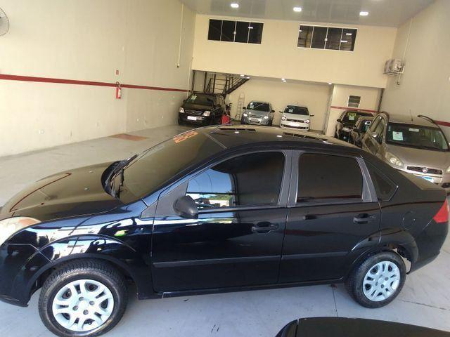 Ford Fiesta Sedam 1.0 2008 Completo - Foto 6
