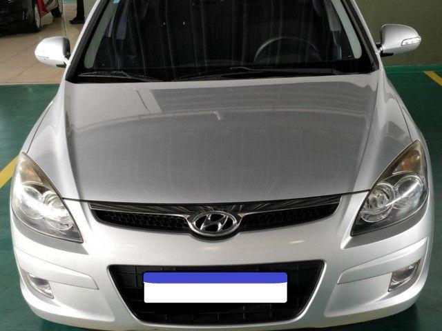 Hyundai I30 2.0 MPI 16V Gasol. 4P AUT. 2011 Prata - Foto 2