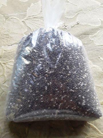 Só 5 Reais o pacote com 200 gramas de chia