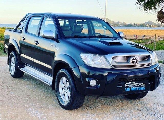 Toyota Hilux SRV 3.0 4x2 CD Diesel - Foto 2