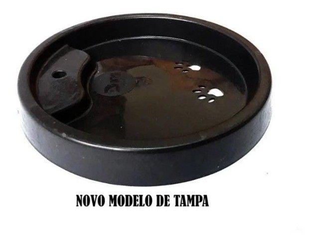 Bebedouro Tipo Fonte Para Gatos + 2 Brindes - Comedouro+Bolinha - Foto 5