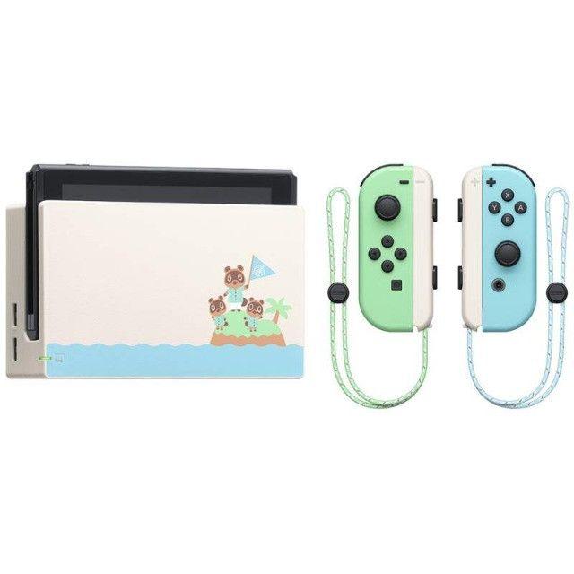 Console Nintendo Switch 32GB Animal Crossing: New Horizons Edition - Foto 5