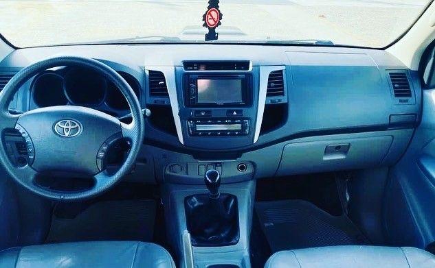 Toyota Hilux SRV 3.0 4x2 CD Diesel - Foto 6
