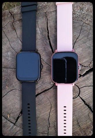 Relógio Smartwatch P8 Plus 2021 Notificações/Esportes/Saúde  - Foto 4