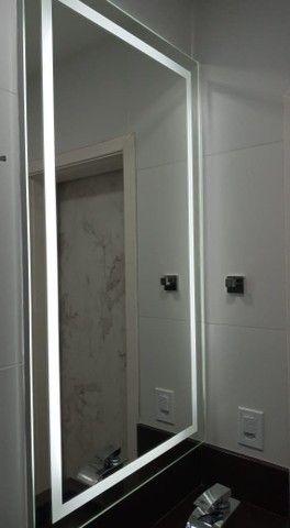 Espelho com led embutido 0.70 x 1.00 - Foto 2