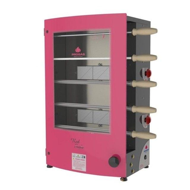 Churrasqueira Elétrica Progás PRR 051