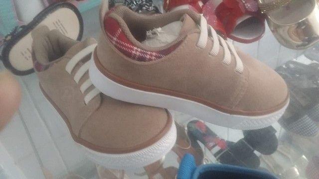 Sapatos molequinha