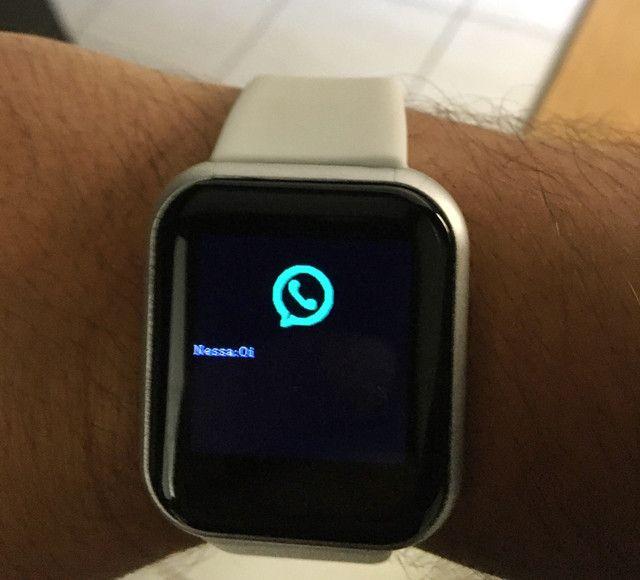 Smart Watch compatível iPhone  - Foto 2