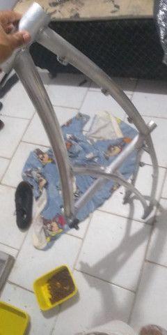 Bike Quadro de alumínio Caloi - Foto 2