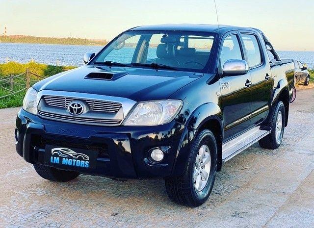 Toyota Hilux SRV 3.0 4x2 CD Diesel