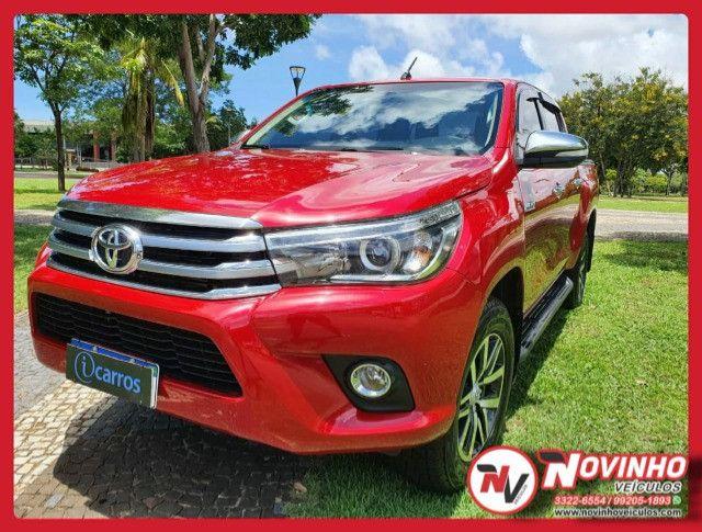 Toyota HIlux Srx 2.8 At 2016/2017 - Foto 8