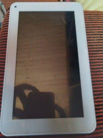 tablet Multilaser  usei muito pouco quero vender pois não uso