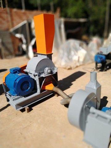 Moinho martelo triturador 50cv - Foto 6