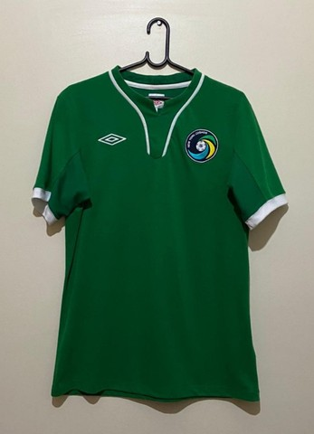 Camisa De Futebol New York Cosmos 2010/11 Umbro