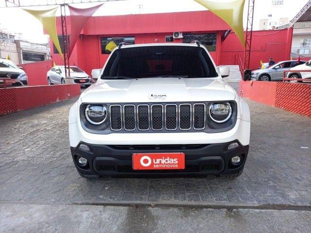 Renegade Jeep 1.8 16V Flex Longitude 4p Automático 2020 - Foto 3
