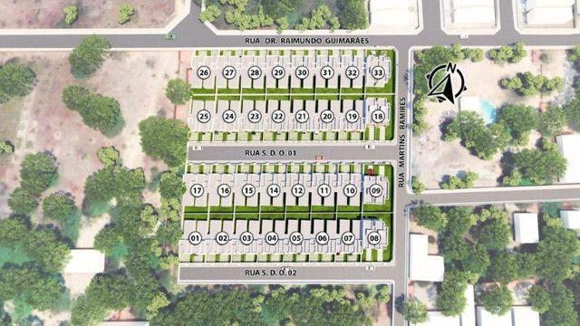 Casas planas e duplex em rua privativa - Tamatanduba - Foto 7