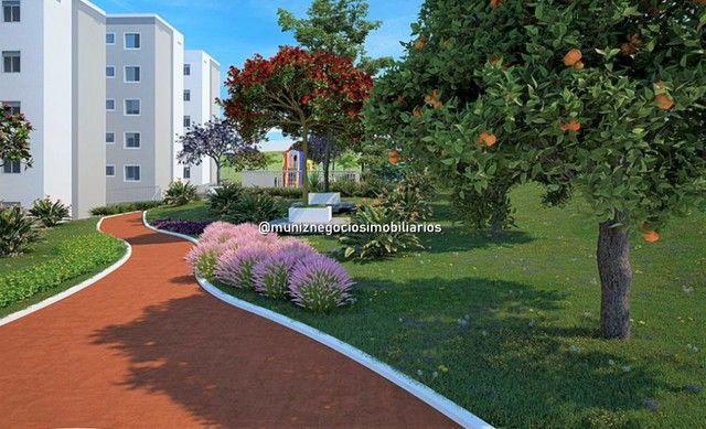 R Garanta seu lindo apartamento com  2 quartos  , entrada facilitada !  - Foto 6