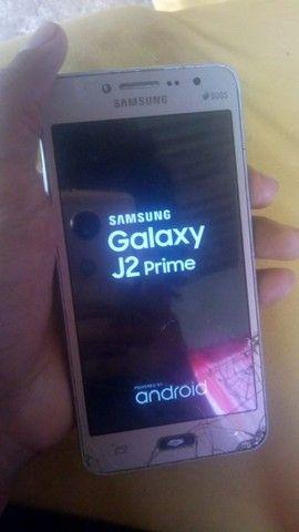 Samsung J2 com trinco que n atrapalha em nada - Foto 3
