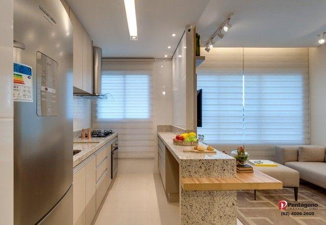 Apartamento à venda com 2 dormitórios em Jardim europa, Goiânia cod:24062 - Foto 9