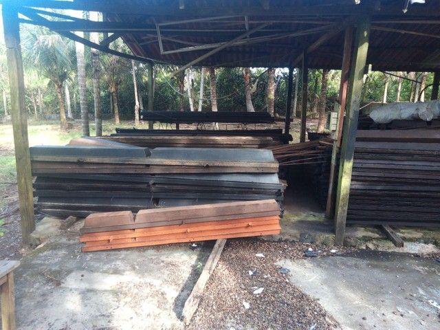 Vende-se formas de fazer porte e uma mesa de fazer estaca de concreto - Foto 3
