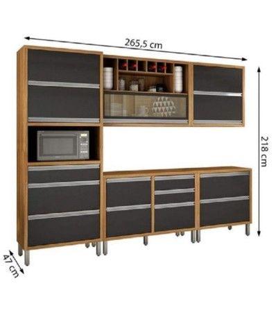Armário de Cozinha Jad CHF - Foto 2