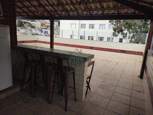 Apartamento à venda com 3 dormitórios em Caiçaras, Belo horizonte cod:PIV781 - Foto 5