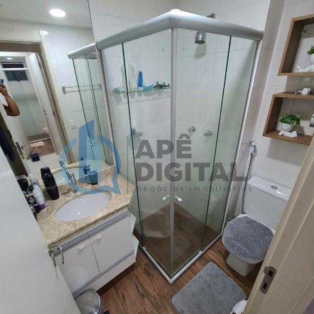 Apartamento Mobiliado no Vitta Residencial Clube - Satélite - Foto 7