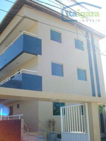 Apartamento com 2 dormitórios para alugar, 60 m² - Piatã - Salvador/BA