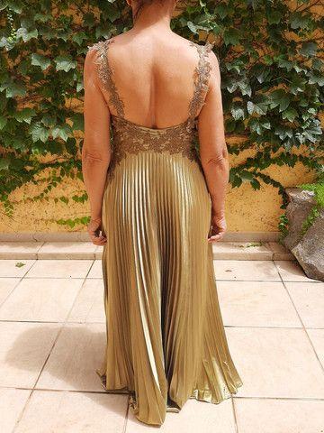Vestido longo luxo - Foto 2