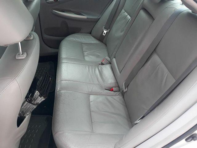 Corolla 2009 XEI 1.8 Automático  - Foto 8