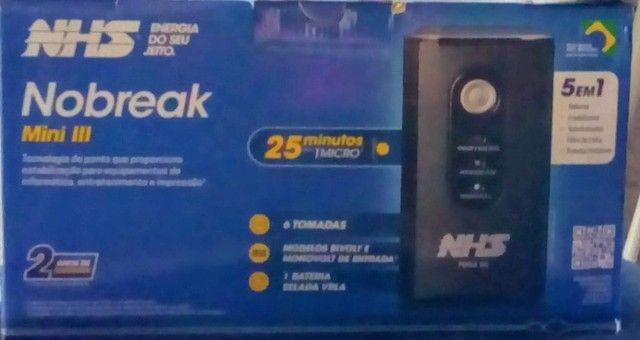 Nobreak Mini III 5em1 - Foto 2