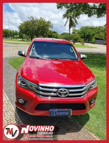 Toyota HIlux Srx 2.8 At 2016/2017 - Foto 11