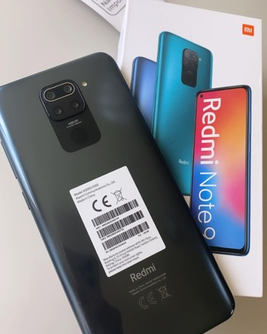 Smartphones Xiaomi Note 9 64GB/3GB Ram Cinza/Verde/Preto - Foto 6