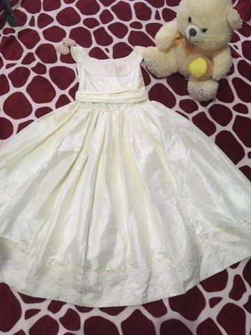 Vestido infantil para festa. - Foto 2