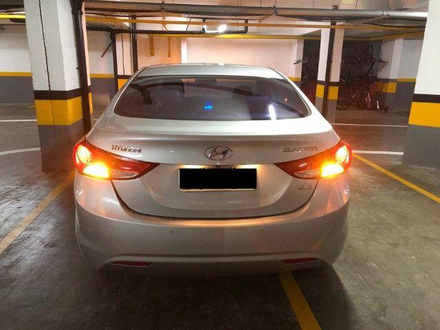Elantra 1.8 Gls 16V Gasolina 4P Automatico - Foto 5