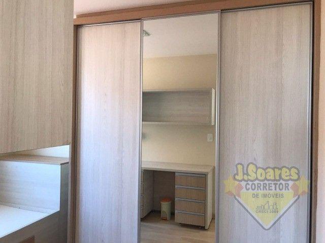 Manaíra, Mobiliado, 2 quartos, suíte, 63m², R$ 3.100, Aluguel, Apartamento, João Pessoa - Foto 7