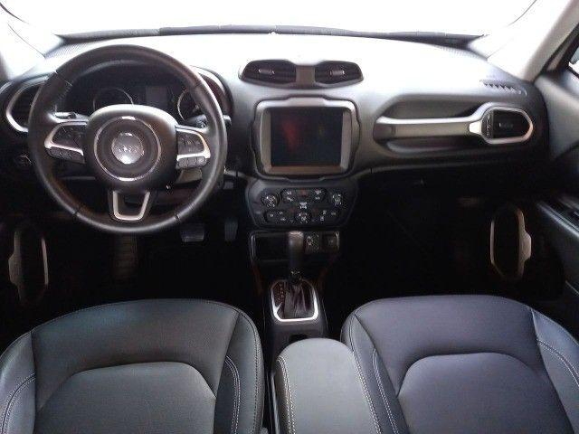 Renegade Jeep 1.8 16V Flex Longitude 4p Automático 2020 - Foto 9