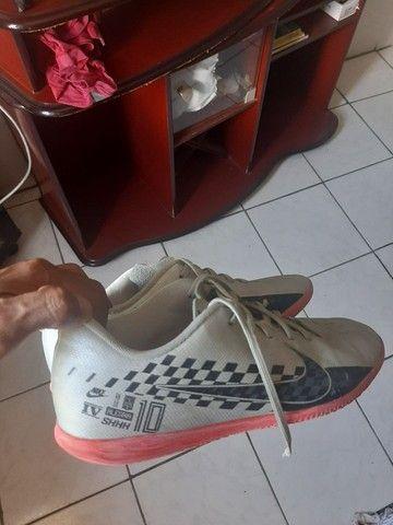 Chuteira Nike 38 - Foto 3