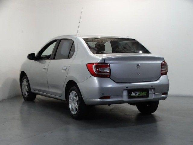 Renault Logan Expression 1.6 Flex Prata - Foto 6