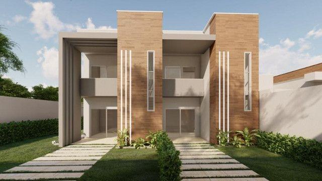 Casas planas e duplex em rua privativa - Tamatanduba - Foto 2