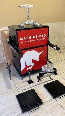Alinhamento Digital   Machine-Pro   Equipamento Novo