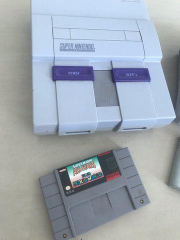 Super Nintendo fat e baby  - Foto 4